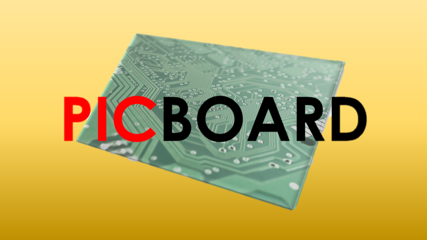 Picboard is available now