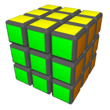 Casualness time – Rediscover the classical rubix cube game!